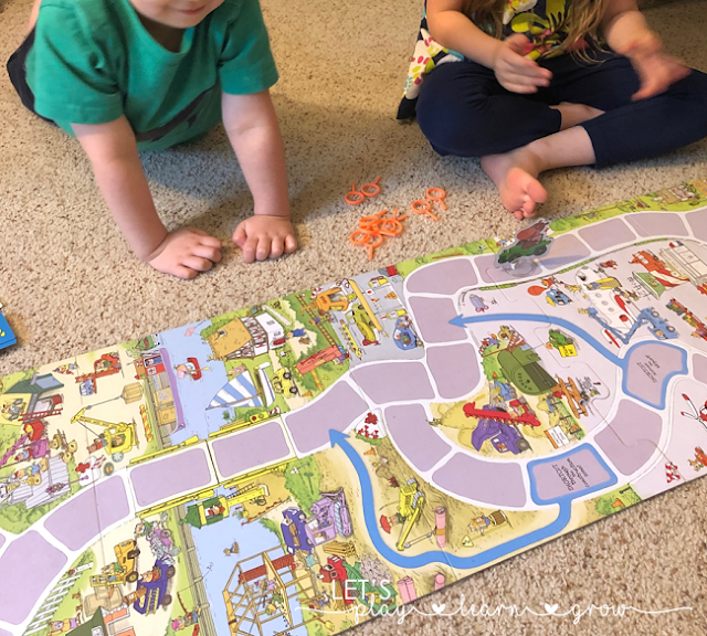 Play a game to kick off your first day of homeschool