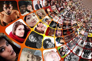 Imagem: Sociedade plural e diversidade cultural
