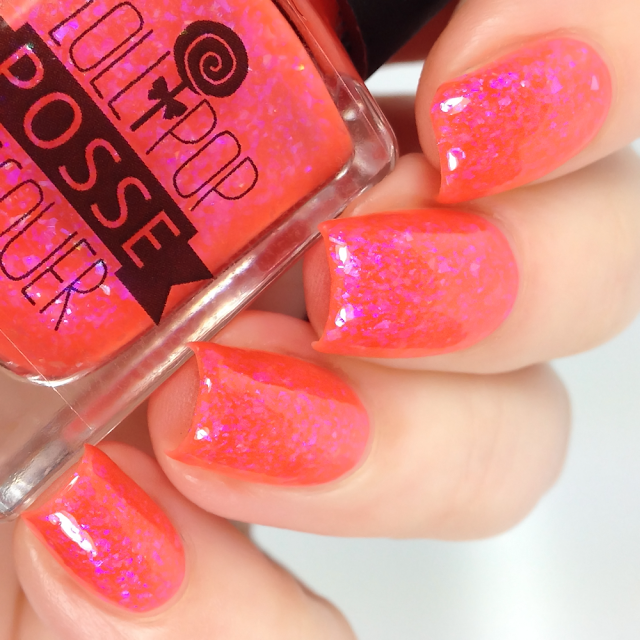 Lollipop Posse Lacquer-Snicker-Snack