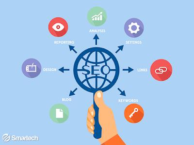 SEO Company in Faridabad - Smartech