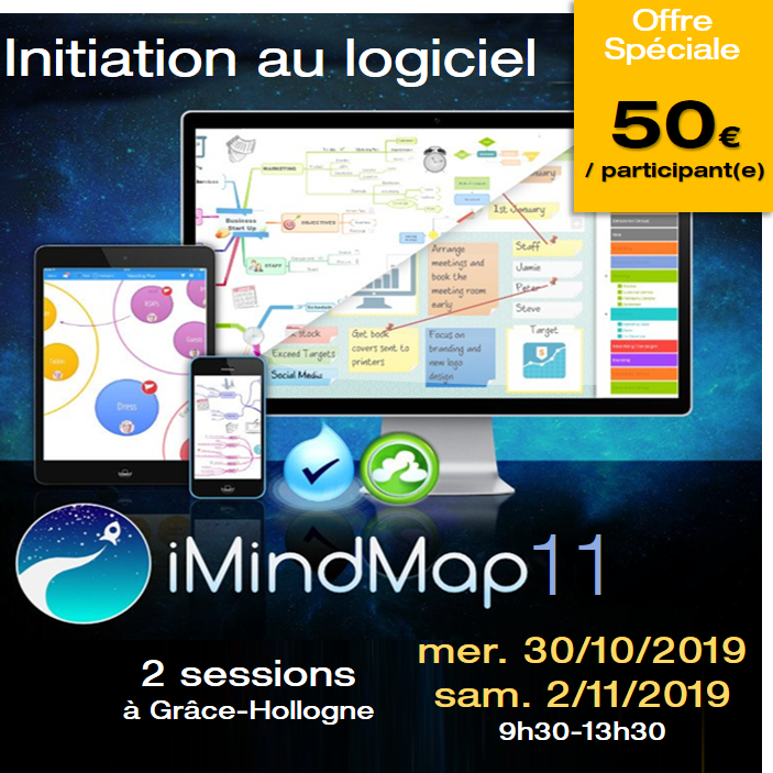 Initiation iMindMap