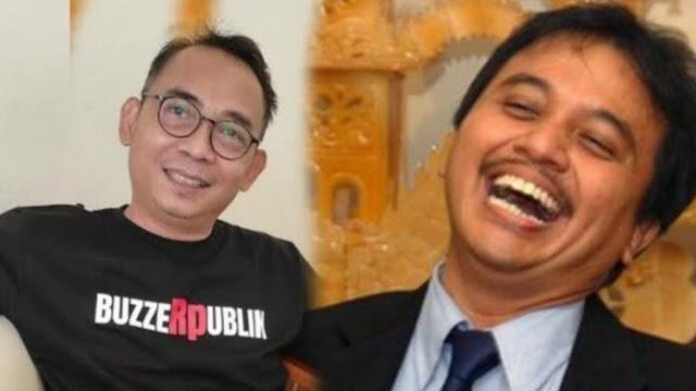 Polisi Berencana Terapkan Proses Mediasi, Roy Suryo Harap Kasus Eko Kuntadhi Tetap Berlanjut