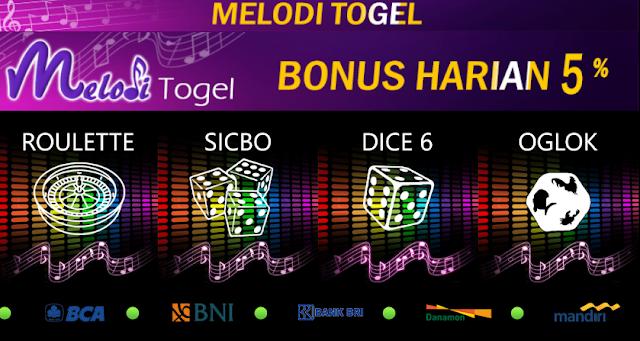 Di Meloditgl.club Pasang Togel Dapat Bonus Harian 5rb Loh!