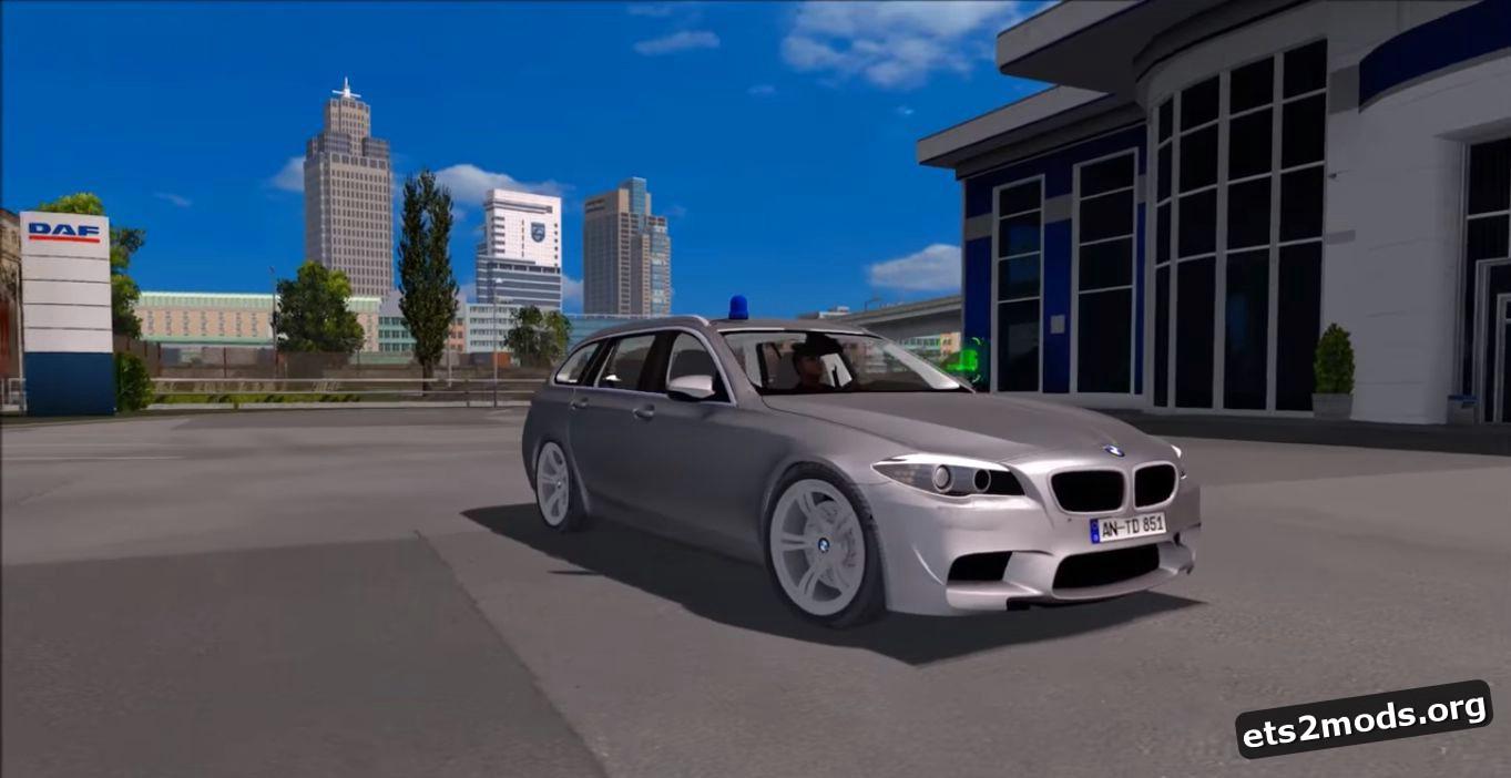 Car - BMW M5 Touring