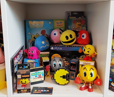 Happy 40th birthday Pac Man
