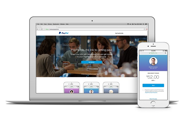 PayPal launches person-to-person payment service PayPal.me