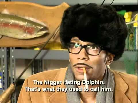 Me nigger hating
