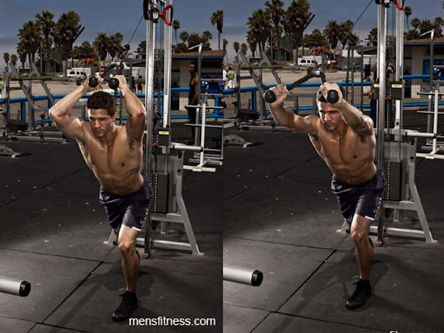 triceps exersice