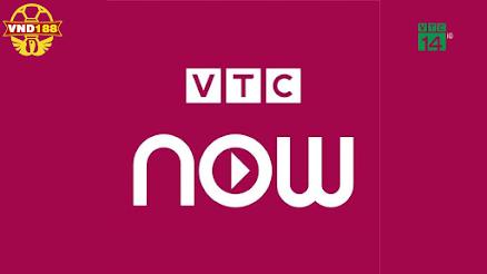 Giao diện nền tảng  VTC Now giúp người xem dễ dàng thưởng thức trực tiếp bóng đá U19 VN