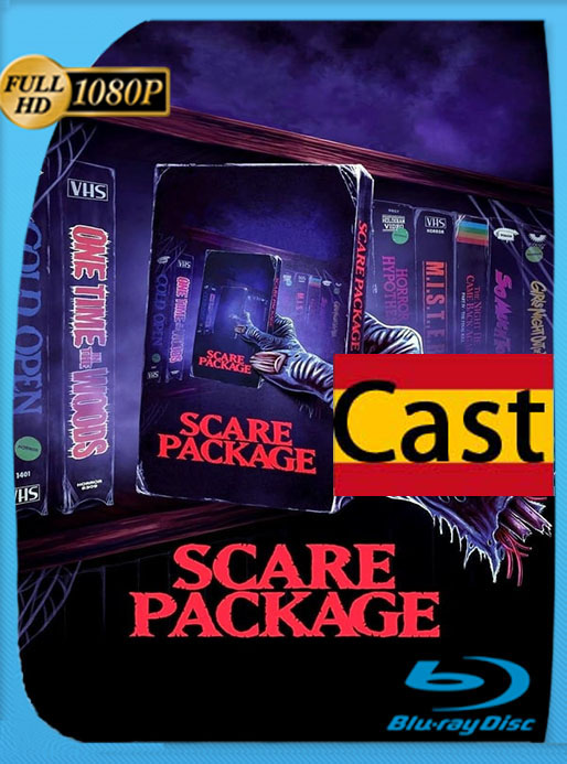 Scare Package (2019) HD 1080p Castellano [Google Drive] Tomyly