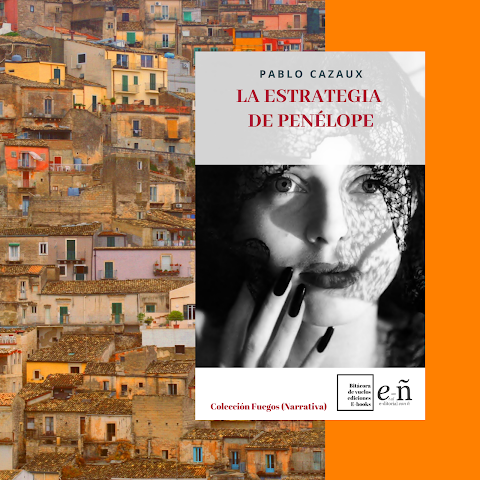 #EPUB #NARRATIVA La estrategia de Penélope, de Pablo Cazaux