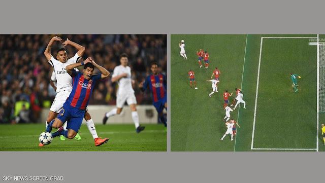 حملة جمع توقيعات من أجل المطالبة بإعادة مباراة برشلونة أمام باريس سان جرمان