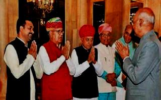 राष्ट्रपति कोविंद भी कोरोना परीक्षण कराएंगे, दुष्यंत सिंह से मुलाकात किये थे