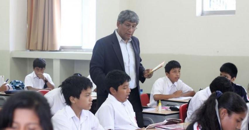 Sepa cuál es el régimen laboral de los profesores en los colegios privados y el beneficio de las CTS y Gratificaciones