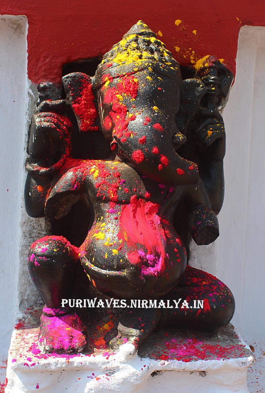 Festival in Puri
