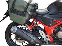 SIDE BAG MOTOR - TEMAN TOURING ANDA