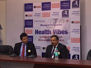 Manipal Hospitals Bangalore enters Asia Book of Records to mark Doctor's Day this July