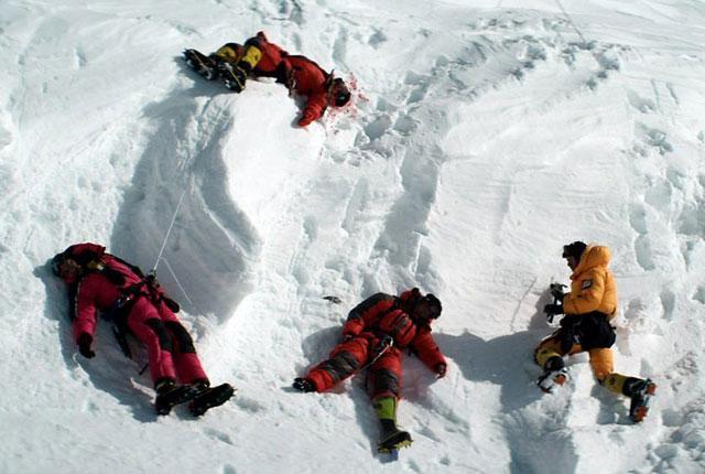 Kecelakaan Pendakian Gunung K2