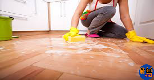 Suggestions For cutting your home cleaning Time In half
