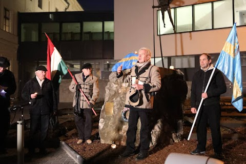 A 112 éve született Wass Albertre emlékeztek Egerben