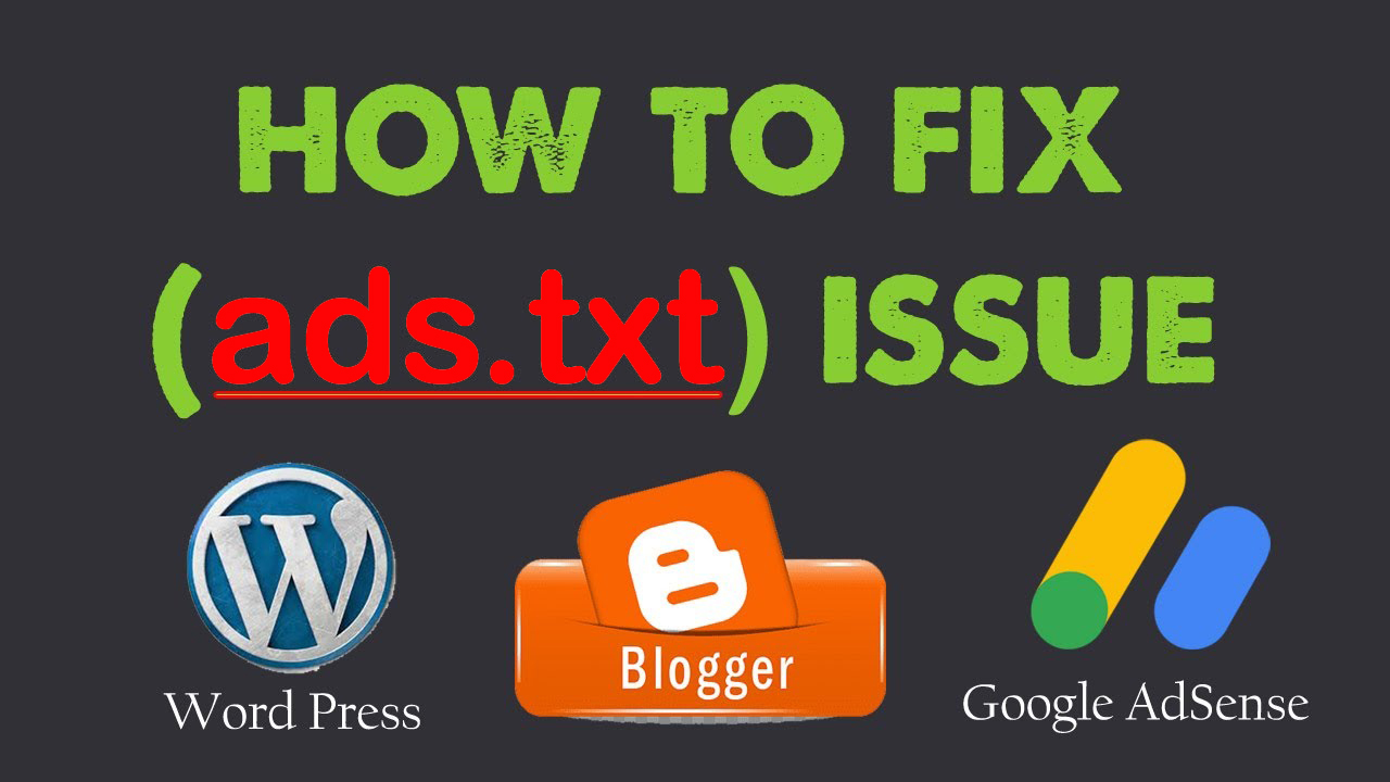 ads.txt file problem fix, ads.txt file, ads.txt problem, ads.txt fix, ads.txt, google adsense, Earnings at risk, fix some ads.txt file issues, to avoid severe impact to your revenue., fix some ads.txt file issues wordpress, fix some ads.txt file issues blogger, what is ads.txt, google adsense ads txt file, what is ads.txt file, ads txt adsense, ads txt blogger, ads txt wordpress, google adsense issue, ads.txt adsense wordpress, ads txt, how to fix ads.txt file wordpress