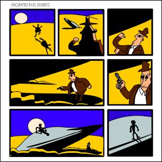 el ojo webcomic