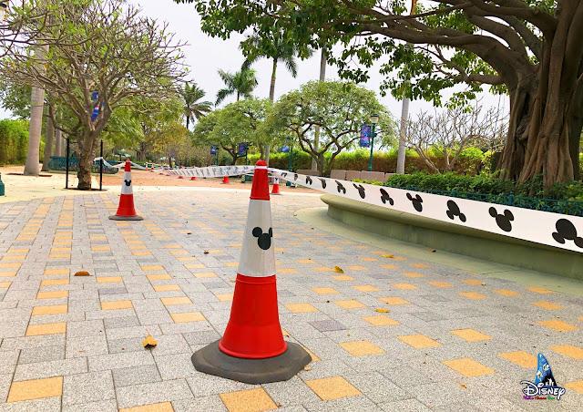2021年復活節長假期首日 + 主題樂園4月入場率放寛至75%後的 香港迪士尼樂園, Hong-Kong-Disneyland-on-April-2-2021