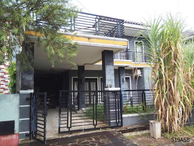 Rumah Second Citra Indah City WIDELIA 120/170 2 Lantai - 1,1 M