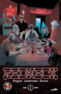 Redneck #1 - Second-Printing