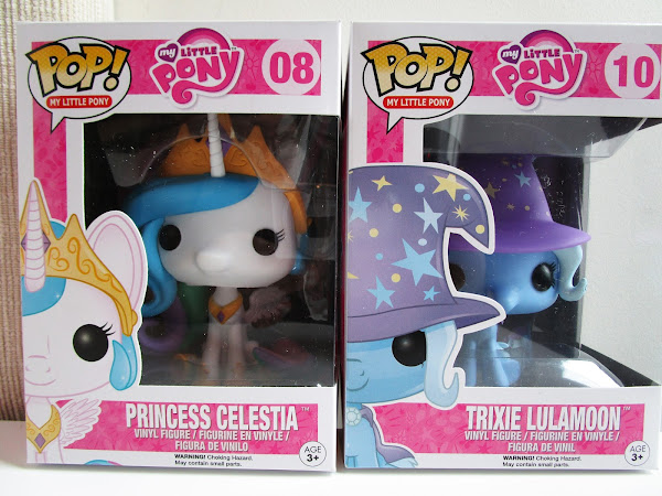 My Little Pony Pop! Vinyl Figures