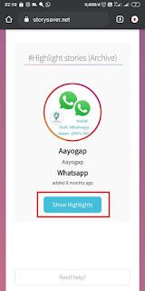 Cara Download Instastory Tanpa Aplikasi- Storysaver3