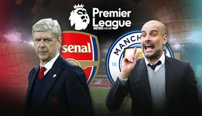 Arsenal v Manchester City live stream info