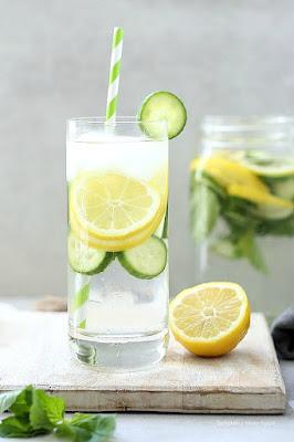 أكره شرب الماء ماذا أفعل