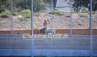 Aranjuez Tendido del Sastre Fútbol