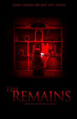 The remains una nueva película con fantasmitas cabreados por en medio