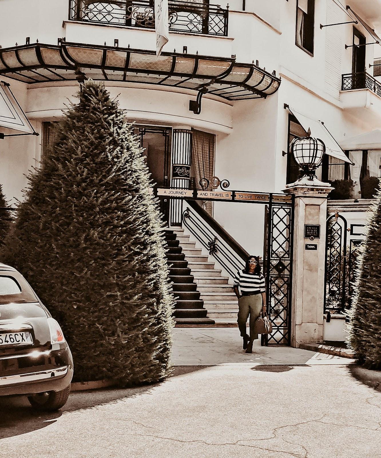 holland-america-veendam-24day-mediterranean-greek-odyssey-cruise-2019-lord-byron-roma-firenze-hotel