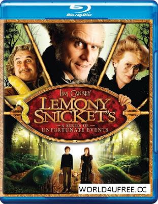 Lemony Snicket's A Series of Unfortunate Events (2004) 480p 350MB Blu-Ray Hindi Dubbed Dual Audio [Hindi + English] MKV