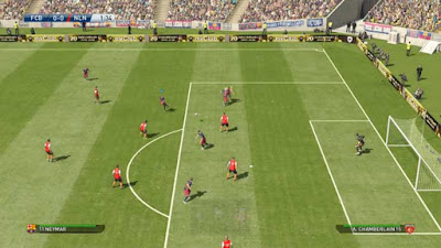 PES 2016, Gound and Players
