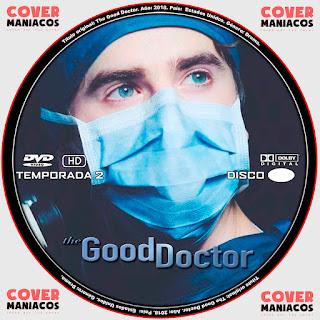 GALLETA EL BUEN DOCTOR TEMPORADA 2 THE GOOD DOCTOR 2019