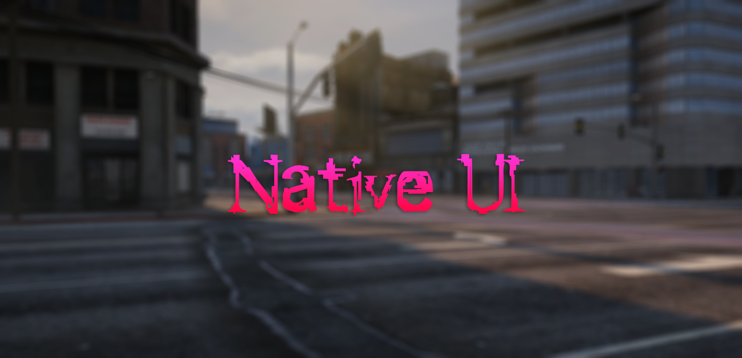 Download NativeUI Latest Version for GTA 5 - NativeUI New Recent Version Free Download native,native ui,nativeui,nativeuilua,native ui lua,nativeui1.7,react native,native ui gta 5,native ui 2020,nativeui gta 5,nativeui.dll,#reactnative,gta 5 native ui,gta 5 nativeui,nativeui fivem,react native ui,nativeui library,native ui library,fivem,nativeui reloaded,native ui gta v 2021,set up react native,learn react native,native ui instagram,react vs react native,#reactnativecoding,figma to react native,react native project,gta 5 native ui install,nativeuiluareloaded