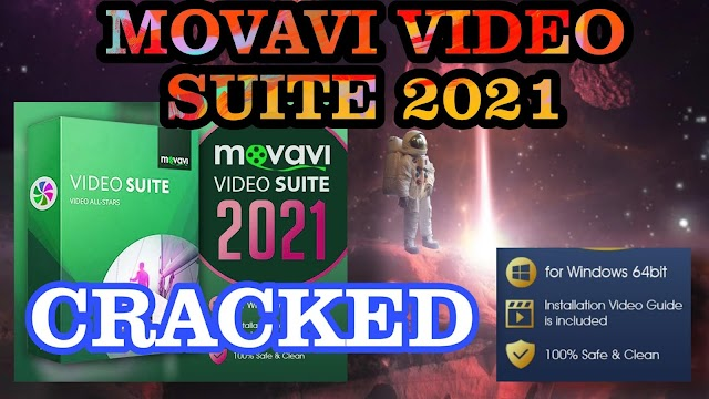Movavi Video Suite 2021 + Crack Download and Installation