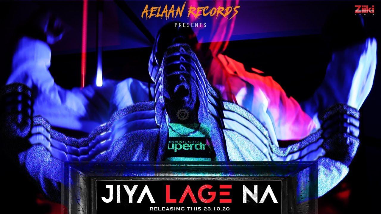 Jiya Lage Na Lyrics Muhfaad