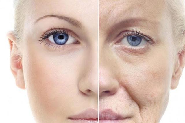 وصفة لإزالة تجاعيد الوجه باستخدام زيت اللوز .