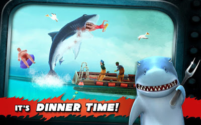 Hungry Shark Evolution Mod Apk v4.0.2 (Unlimited Money)