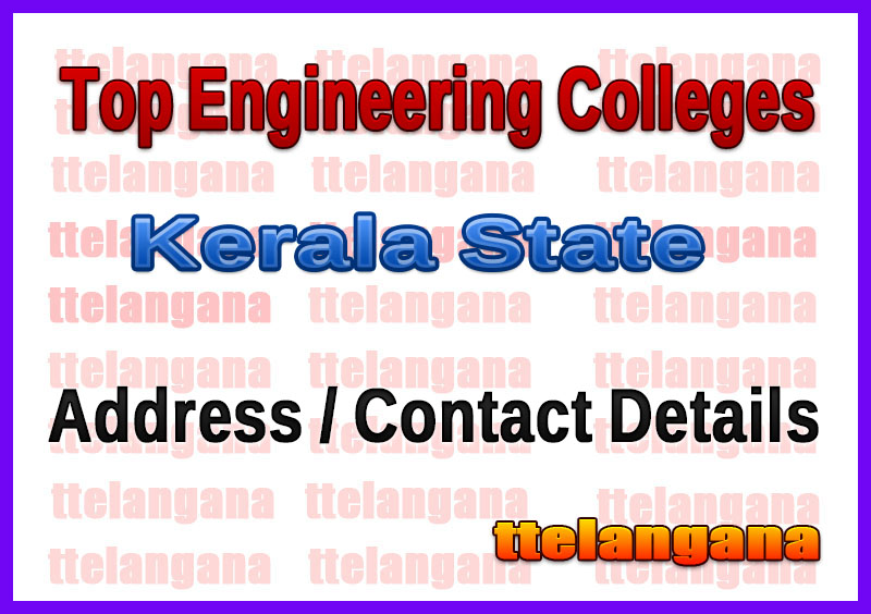 Top Engineering Colleges in Kerala