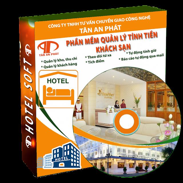 Bán phần mềm quản lý khách sạn nhà trọ giá rẻ