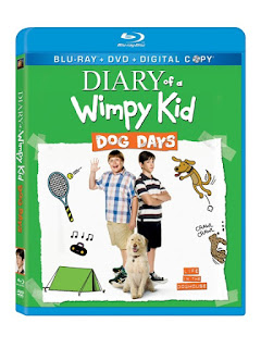 20th century fox home entertainment, movies, diary of a wimpy kid series