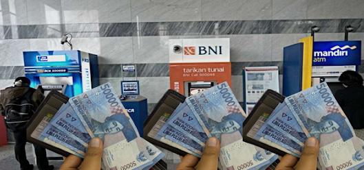 Cara Ambil Uang Di ATM