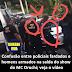 Confusão entre policiais fardados e homens armados na saída do show do MC Orochi em Duque de Caxias; veja o vídeo