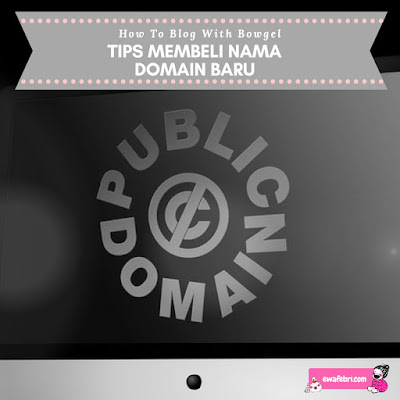 tips membeli nama domain baru